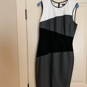 WHBM sheath dress